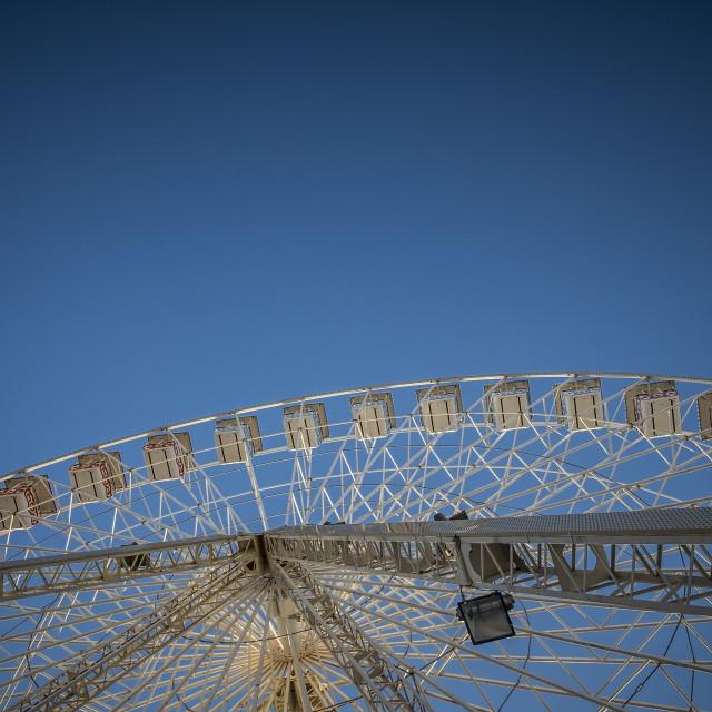 """Wheel of Fortune"" stock image"