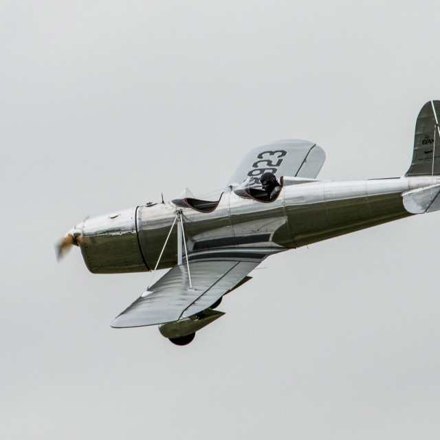 """Ryan Special Aircraft"" stock image"