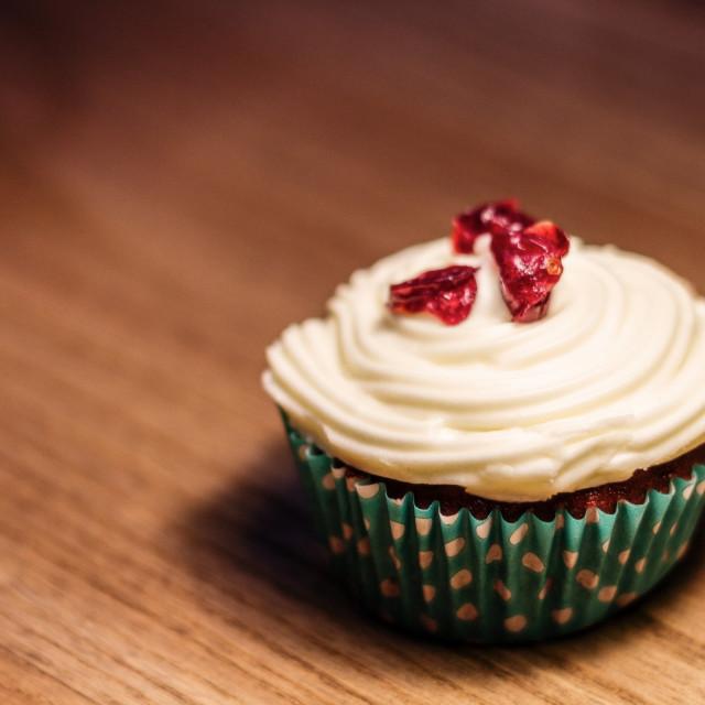 """Cupcake"" stock image"