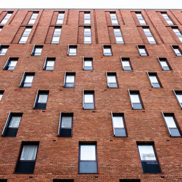 """Hotel windows"" stock image"