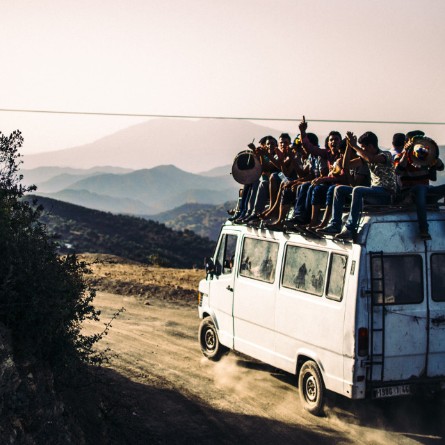 """Openair Roadtrip"" stock image"