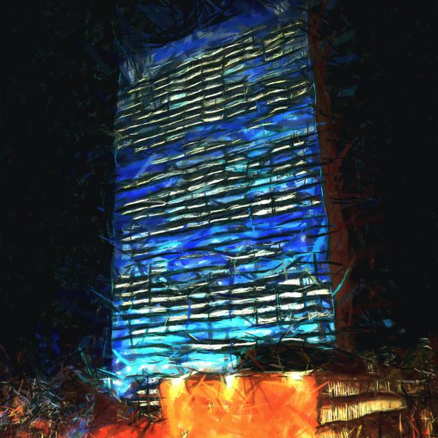 """United Nations"" stock image"