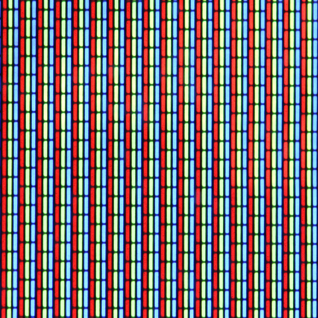 """Pixels RGB"" stock image"