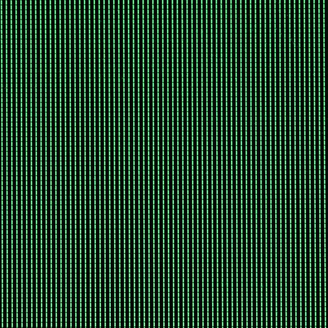 """Pixels Green"" stock image"