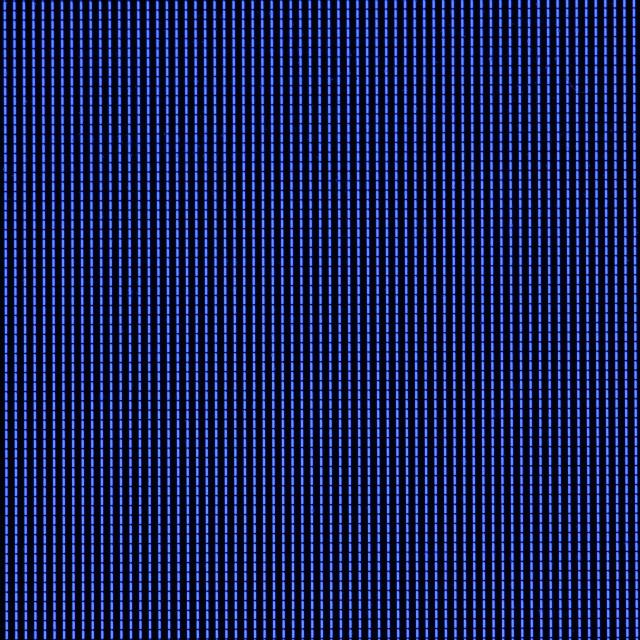 """Pixels Blue"" stock image"