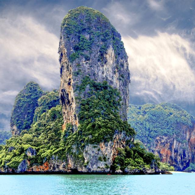 """Andaman Islands"" stock image"