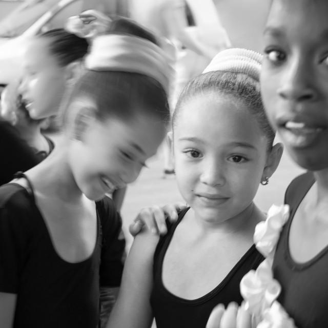 """Young Cuban Dancers"" stock image"