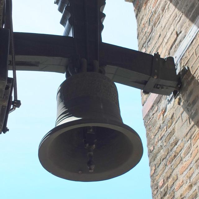 """""""Sevillian Bell"""" stock image"""