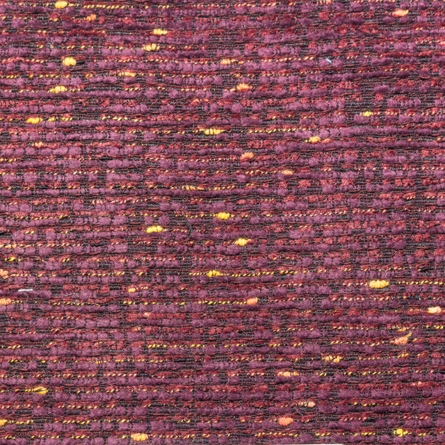 """""""Rustic canvas fabric texture in purple lines color. Square shape"""" stock image"""