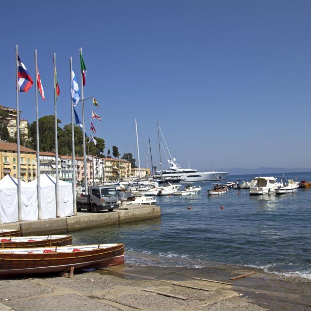 """Argentario Porto Santo Stefano"" stock image"