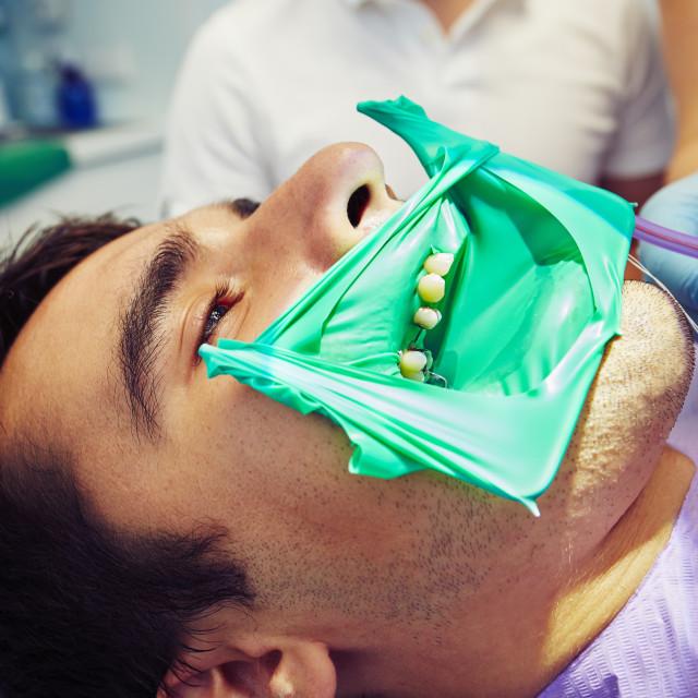 """Dentist office"" stock image"
