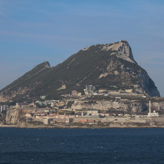 """Gibraltar"" stock image"