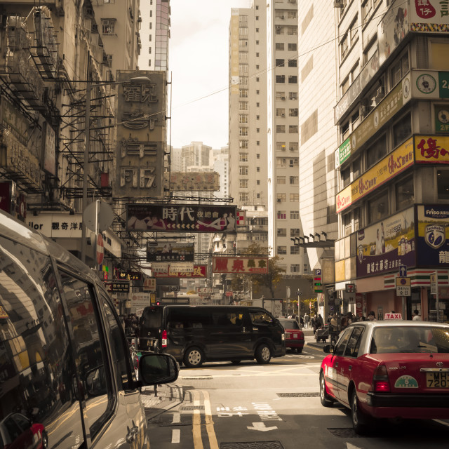 """Kowloon"" stock image"
