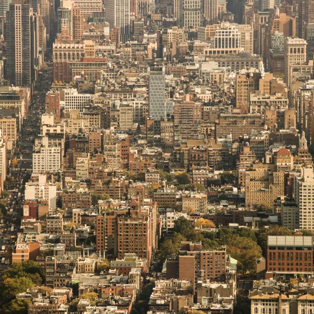 """""""New York, Manhattan"""" stock image"""