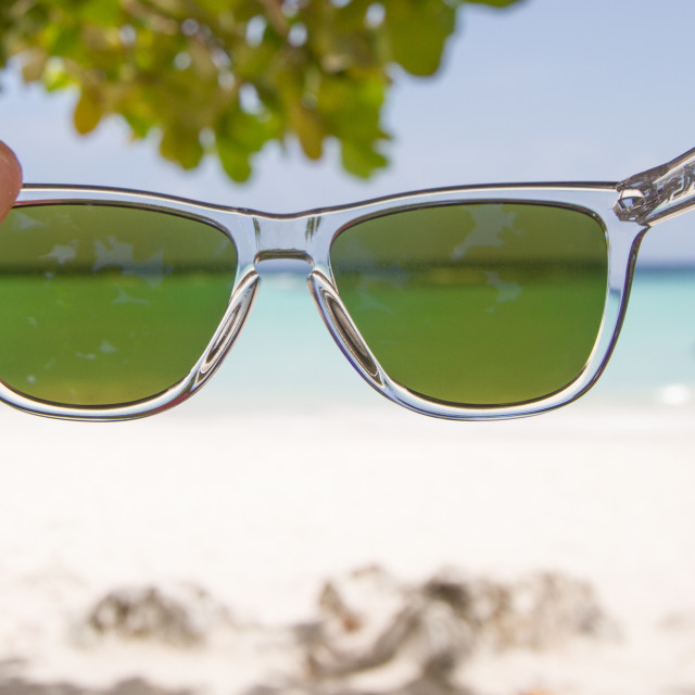 """Sunglasses"" stock image"