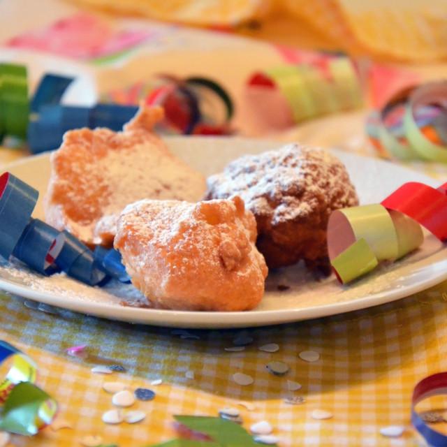"""Miške - Carnival Food"" stock image"