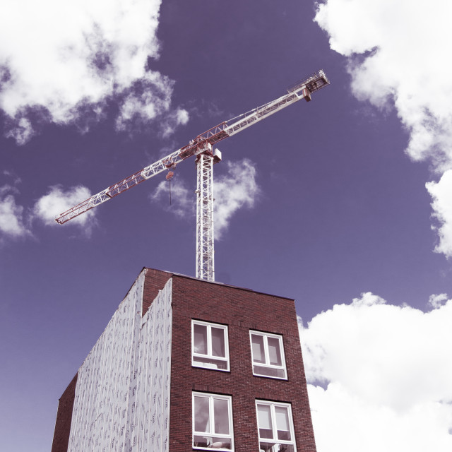 """Construction work"" stock image"