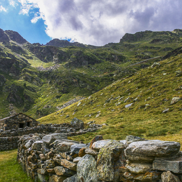 """Ordino"" stock image"