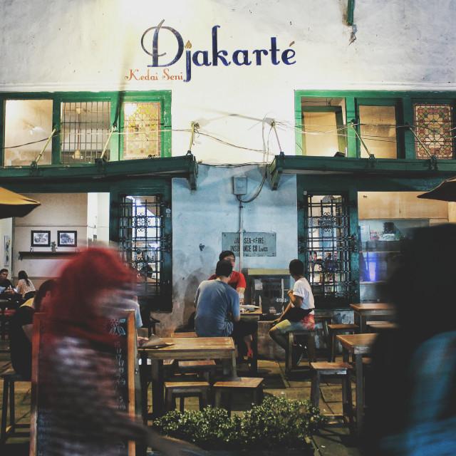 """""""Kota Tua Jakarta -3"""" stock image"""