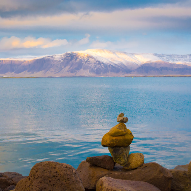"""Icelandic architecture"" stock image"
