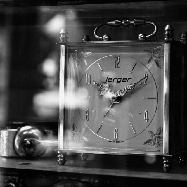 """Time Flies"" stock image"