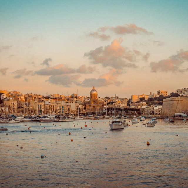 """Magical Malta"" stock image"