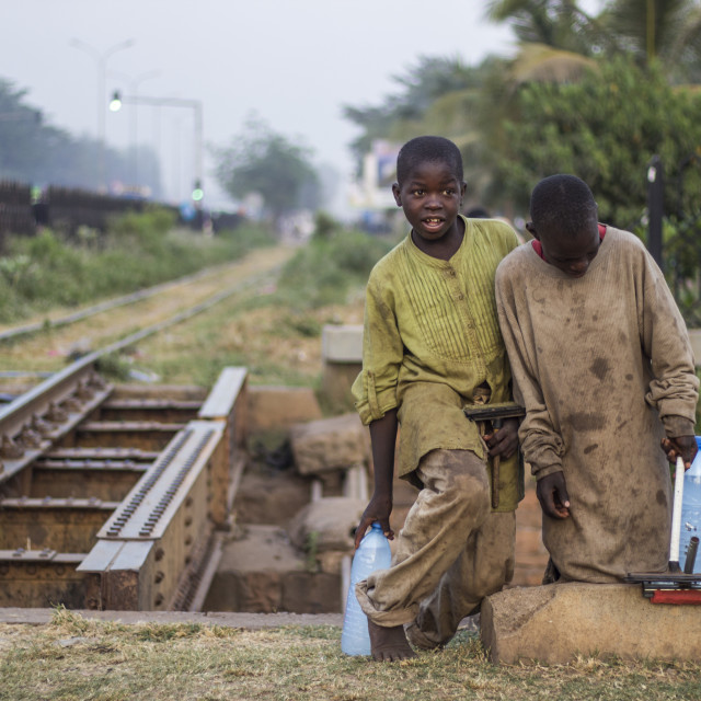 """""""district youth #CelebrateAfrica - City Life"""" stock image"""