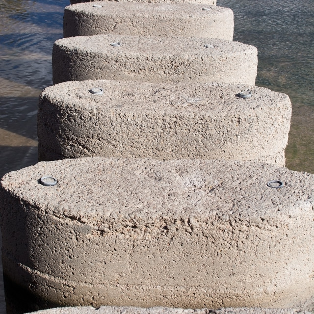 """""""Stepping stones background"""" stock image"""