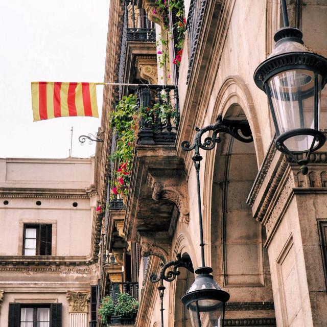 """Viva España"" stock image"