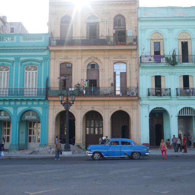 """Havana"" stock image"