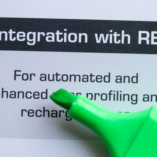 """integration with RE"" stock image"