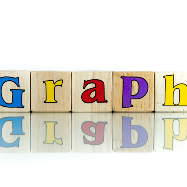 """graph"" stock image"