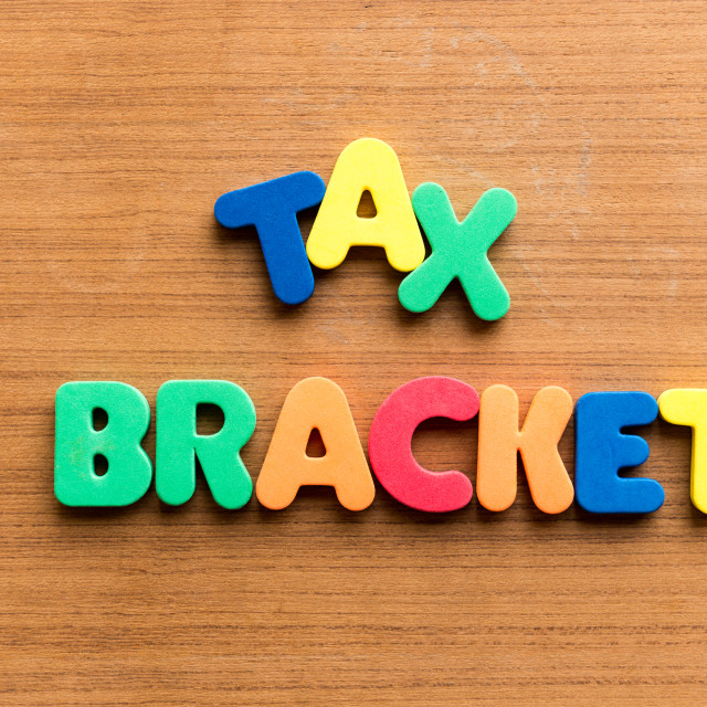"""tax bracket"" stock image"