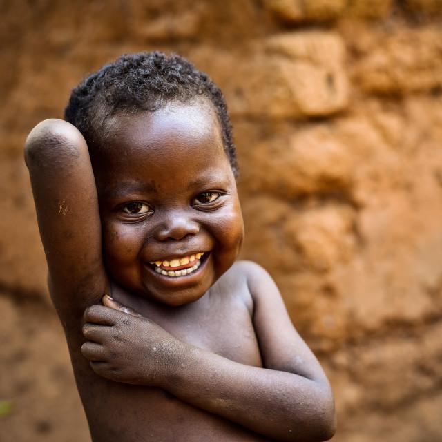"""Keep Smile"" stock image"