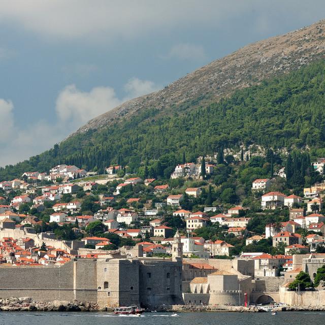 """Dubrovnik, Croatia"" stock image"