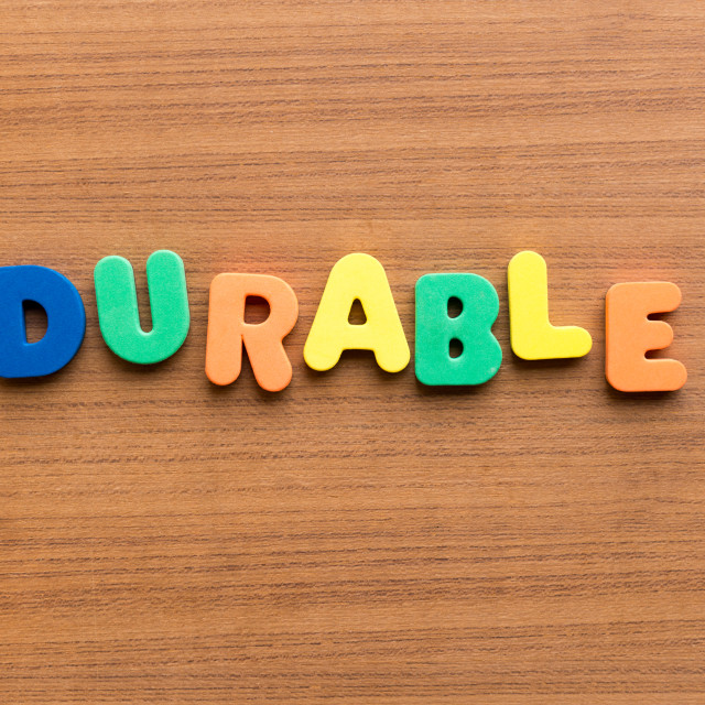 """durable"" stock image"