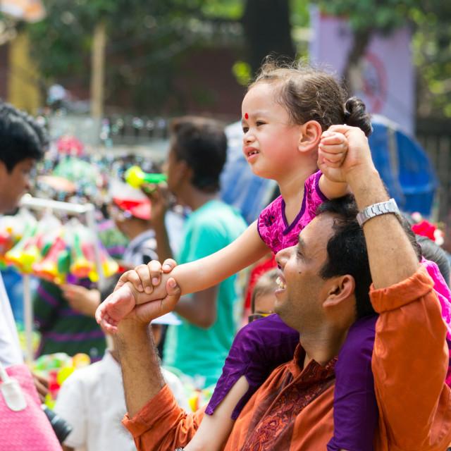 """""""Bangla new year"""" stock image"""