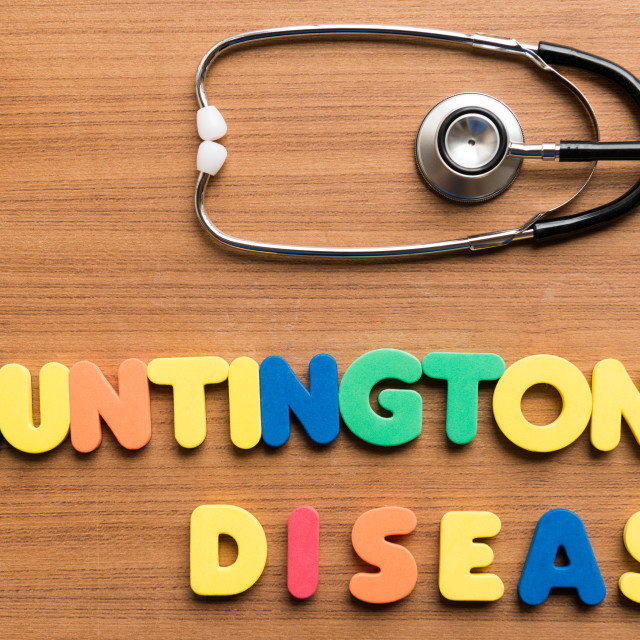 """huntington's disease"" stock image"