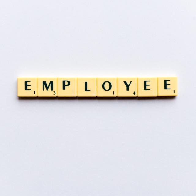 """""""employee"""" stock image"""