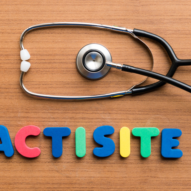 """Actisite"" stock image"