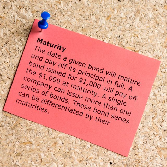 """maturity"" stock image"