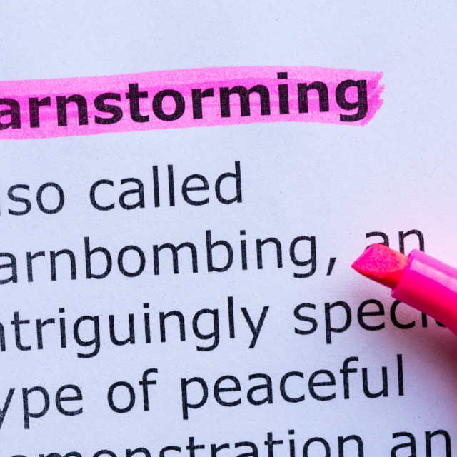 """yarnstorming"" stock image"
