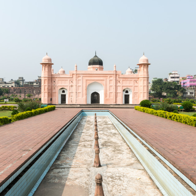 """""""Lalbagh fort"""" stock image"""