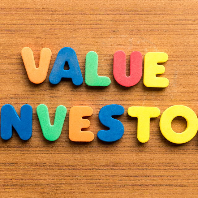 """value investor"" stock image"