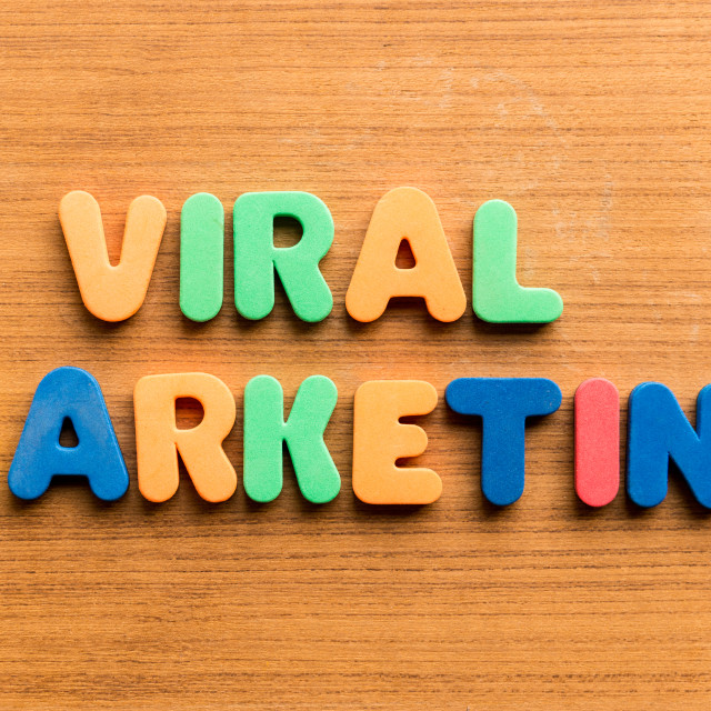 """viral marketing"" stock image"