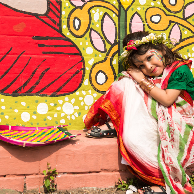 """""""Bengali new year"""" stock image"""