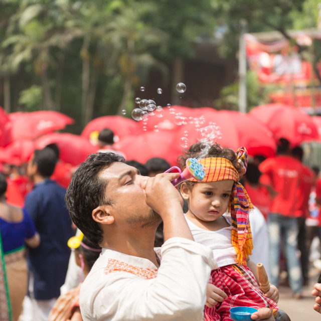 """Bengali New Year"" stock image"