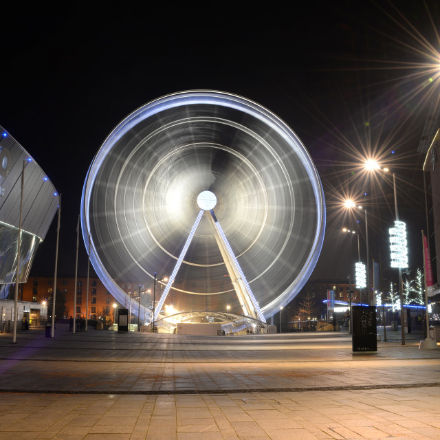 """Liverpool Echo Arena"" stock image"