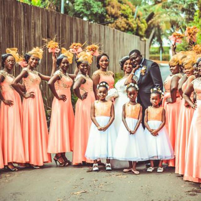"""african wedding days"" stock image"