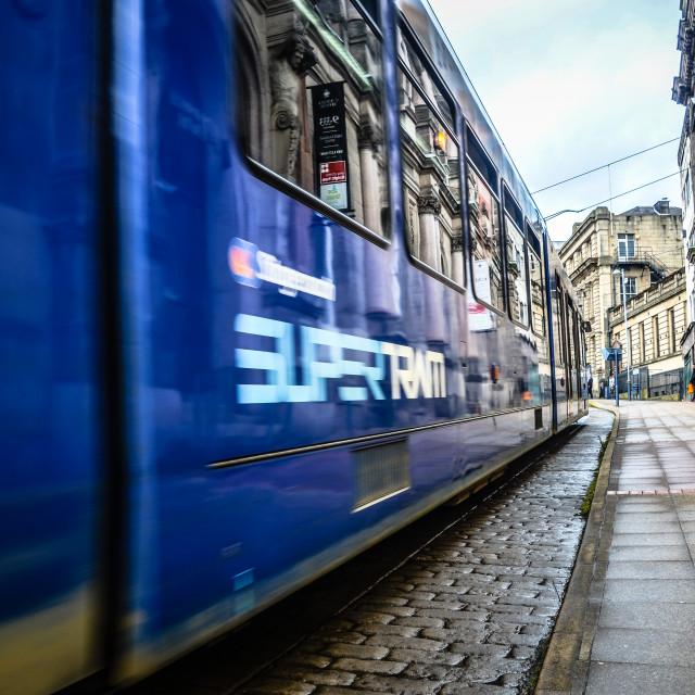 """Public Transport"" stock image"